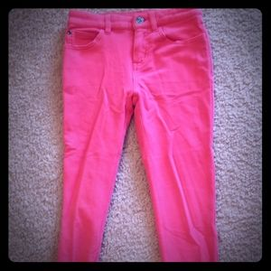 Juicy Couture girls jeggings